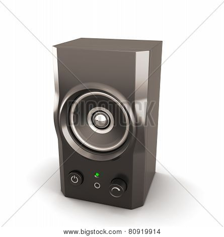 One Computer Speakers