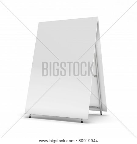 Blank Billboard For Your Design
