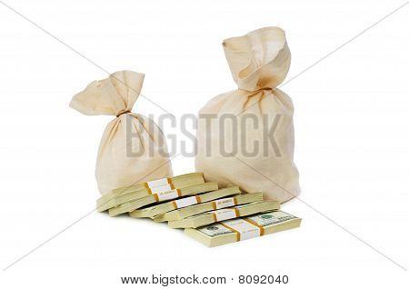 Sacks Of Money