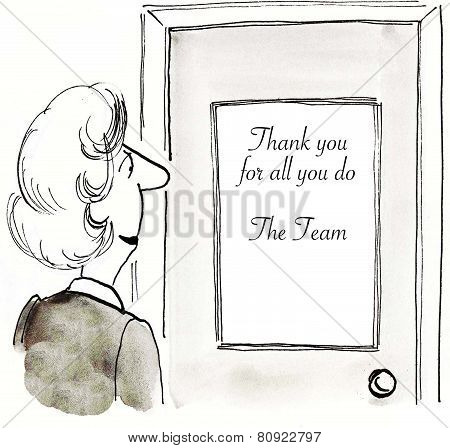 Thank You From Team