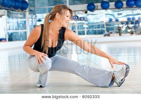 Gym Stretches