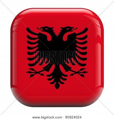 Albania Flag Image Icon