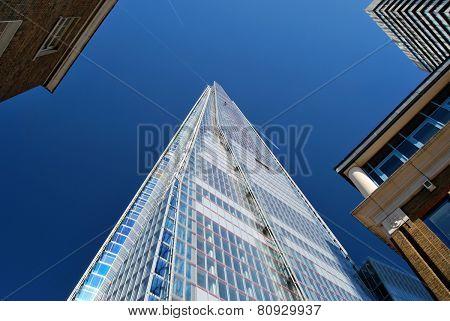 Skyscrapers in London, United Kingdom