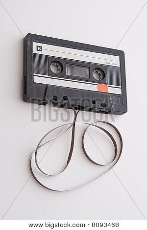 Unroll Tape Cassette
