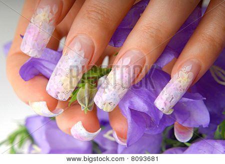 Manicure de arte