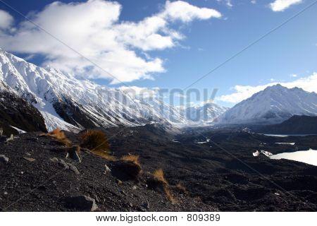 Tazman Glacier
