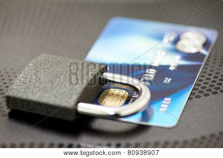 Credit Card Secure Chip