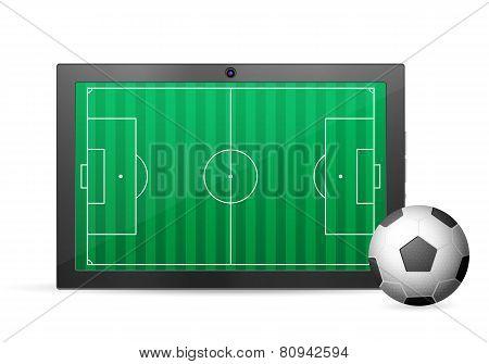 Tablet Soccer