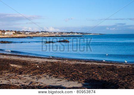 Sea at Spiddal