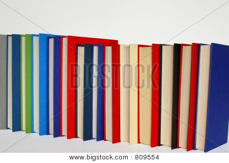 Books in Line