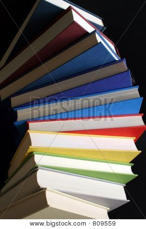 Upward Spiral of Books