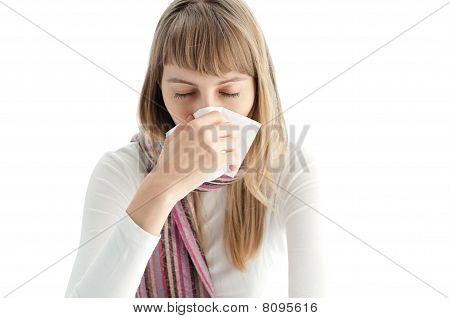 Ill Woman