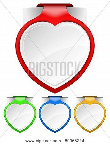 Valentines Day infographic banner