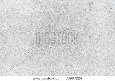 Old Gray Terrazzo Floor Material