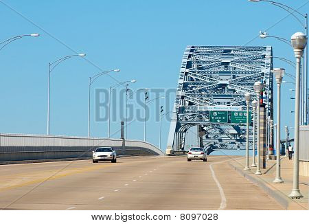 Steel Truss Bridge