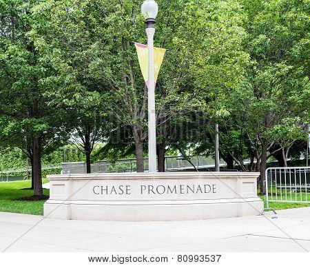 Chase Promenade In Chicago