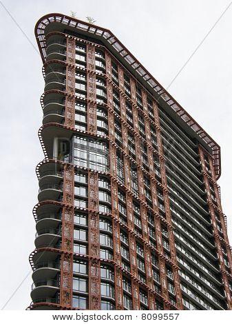 Skyscraper in Vancouver