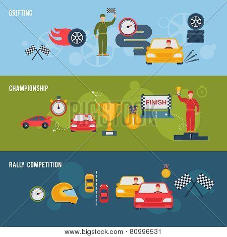 Auto Sport Banner