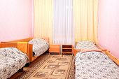 image of motel  - four local motel room - JPG
