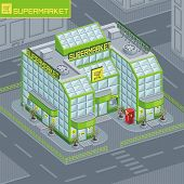 picture of isometric  - Big Mall - JPG