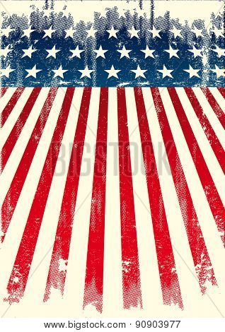 American old flag. An american poster for you. Enjoy.