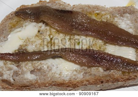 Bread , Butter And Anchovies