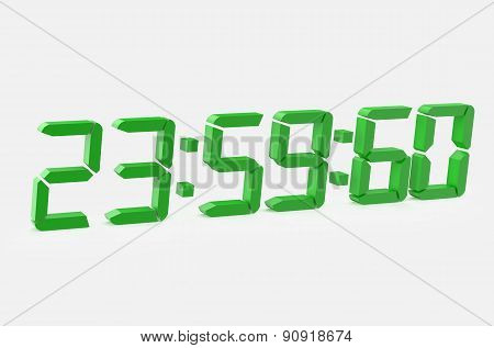 Leap Second Concept