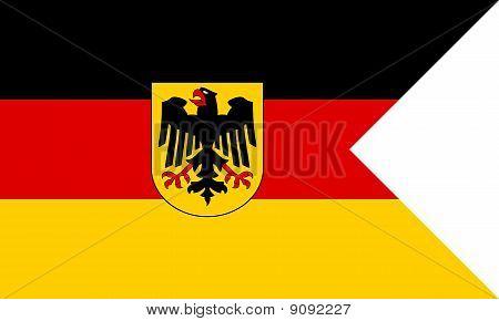 German Naval Flag