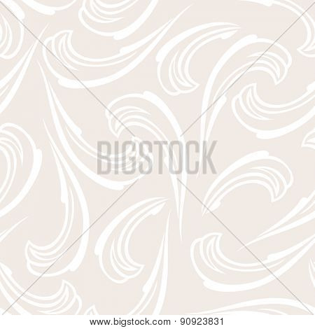 Abstract seamless background vintage pattern. Vector illustration