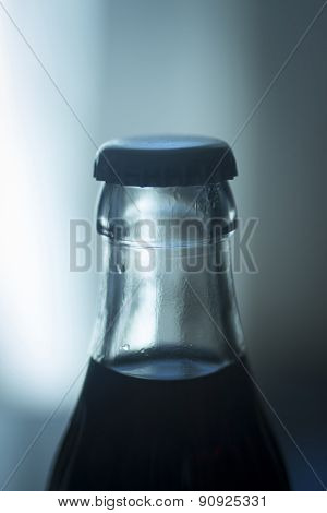 Carbonated Soda Glass Cola Soft Drink Bottle