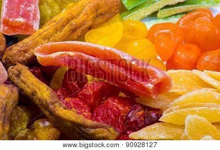 mix dried fruits collection