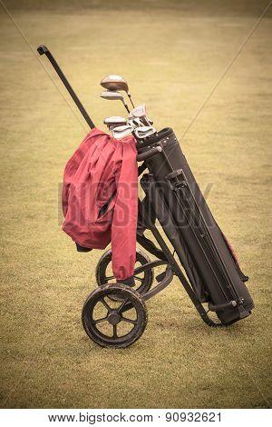 Vintage Golf Bag