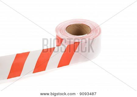 Striped Safety Ribbon