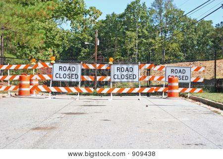 Road Closed 5