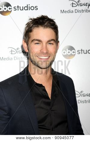 LOS ANGELES - MAY 17:  Chance Crawford at the ABC International Upfronts 2015 at the Disney Studios on May 17, 2015 in Burbank, CA