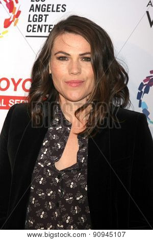 LOS ANGELES - MAY 16:  Clea DuVall at the