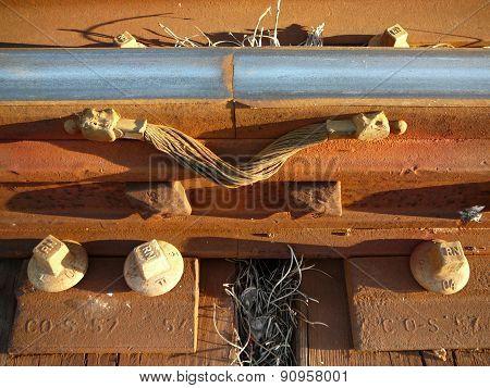 Conductor Rail Strap