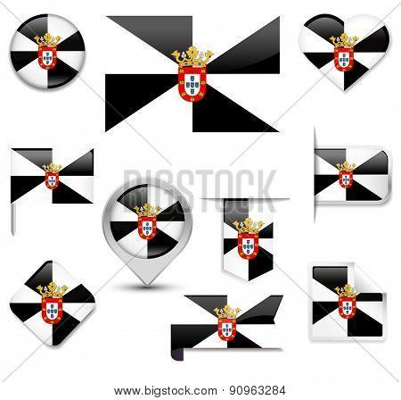 Ceuta Flag Collection