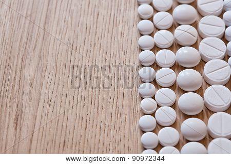 Different White Pills