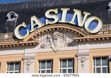 Trouville Sur Mer Casino In Normandy