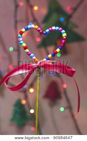 Christmass Lights And Decoration