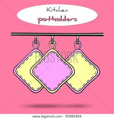 PotholdersVector