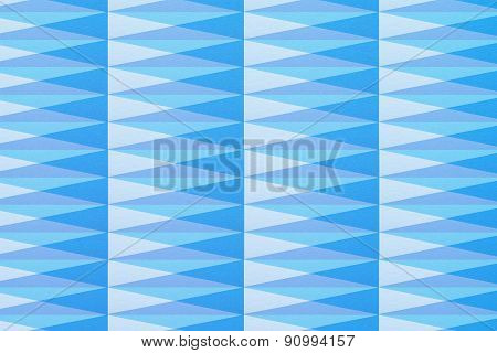 Folk Prints On Paper Surface - Graphic Background