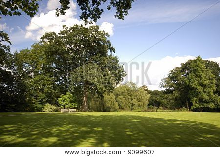 Graasten Palace Park