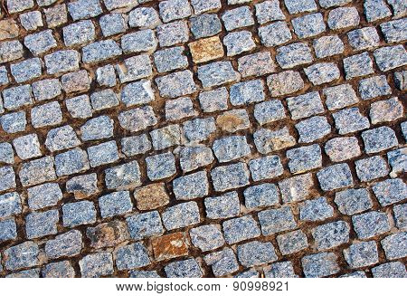 Old Pavement Tiles