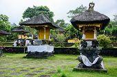 foto of hindu  - Besakih temple one of Hindu temple in Bali Indonesia - JPG