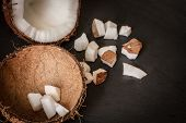 picture of indian food  - the broken coconut - JPG