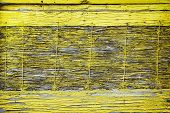 image of beehive  - Background of the old wooden yellow material - JPG