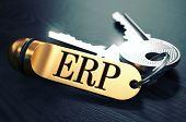 stock photo of enterprise  - ERP  - JPG