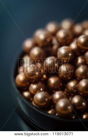 Steel Balls Caliber 4.5 Mm